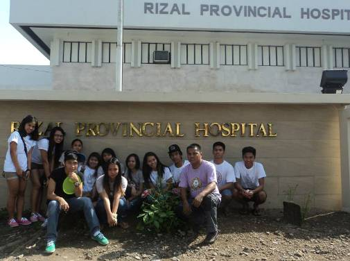 provincial meet 2013 rizal high school